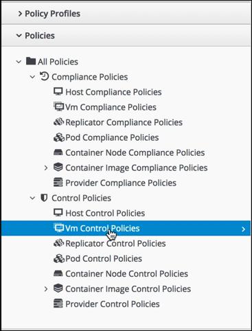control-policies