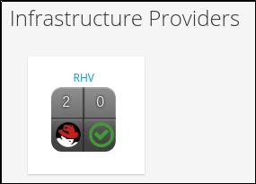 OpenStack provider tile icon
